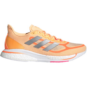 adidas Supernova + Shoes Women acid orange/silver metal/screaming pink
